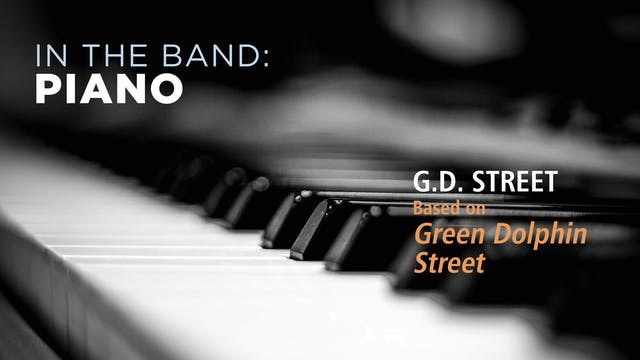 Piano: G.D. STREET / GREEN DOLPHIN ST...