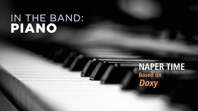 Piano: NAPER TIME / DOXY (Play!)