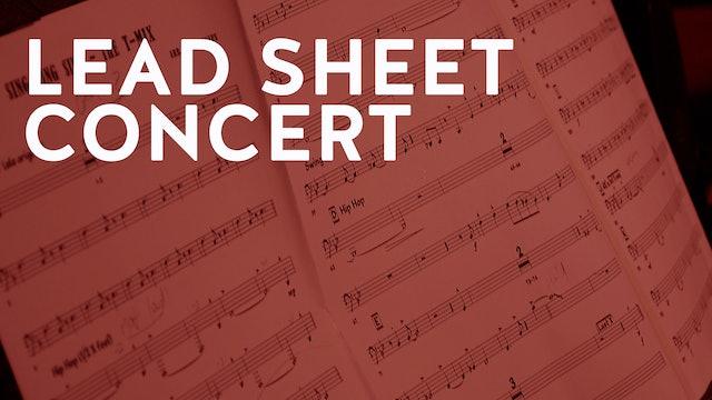 HIDE YOUR HEART Concert Chart (PDF)