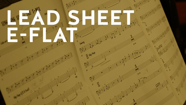 NO SWEETER SONG Eb Chart (PDF)