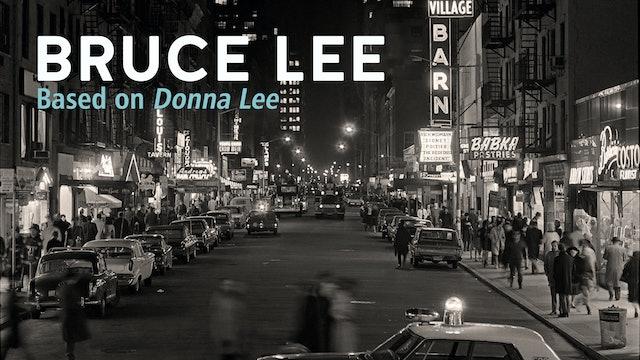 BRUCE LEE (based on DONNA LEE)