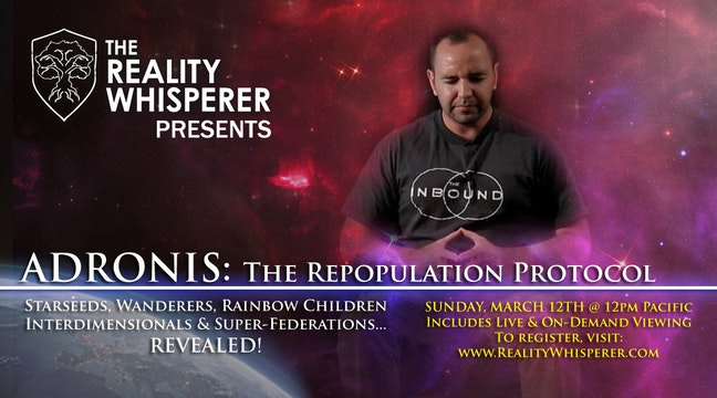 Adronis - The Repopulation Protocol