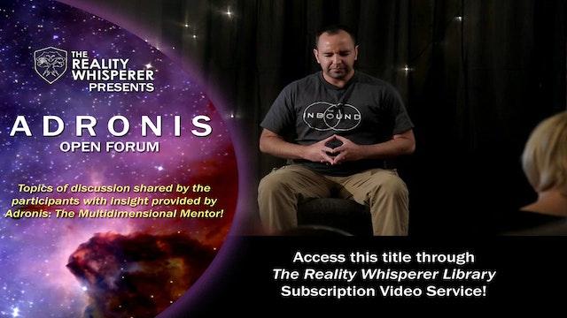 Adronis - Open Forum
