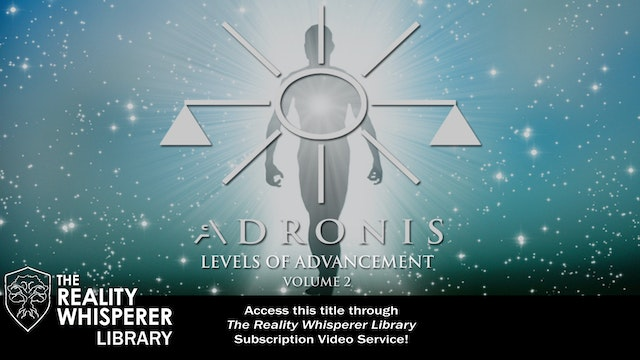 Adronis - Levels of Advancement Volume 2: Questions from the Internet Collective Consciousness