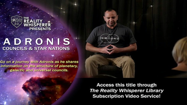 Adronis - Councils and Star Nations