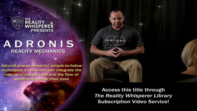 Adronis - Reality Mechanics
