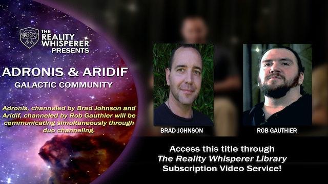 Adronis & Aridif - Galactic Community