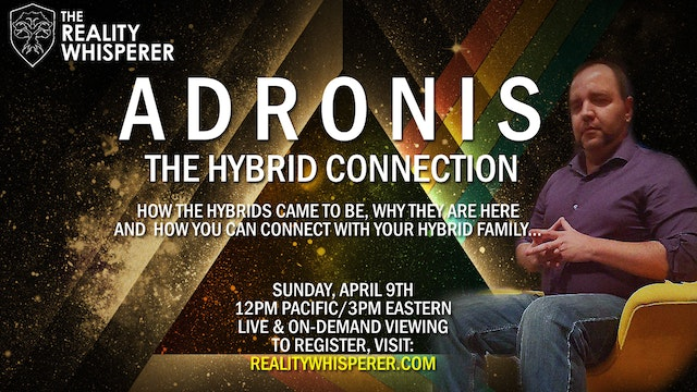 Adronis - The Hybrid Connection