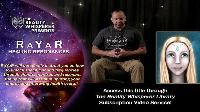 RaYaR - Healing Resonances
