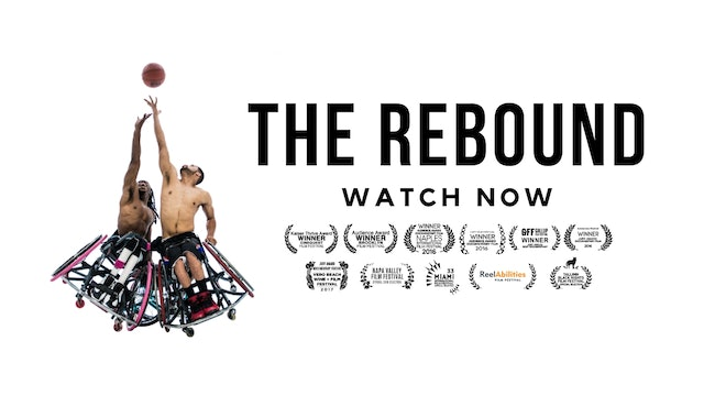 The Rebound: A Wheelchair Basketball Story