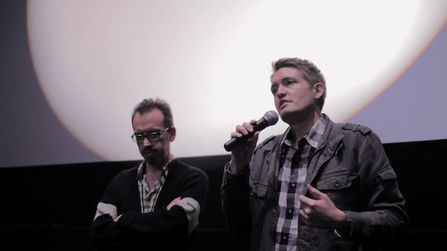 Q&A with director Chris Eska at Leeds International Film Festival