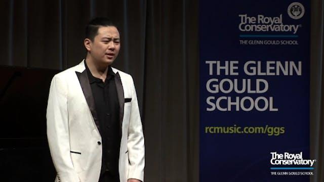 The Glenn Gould School Vocal Showcase