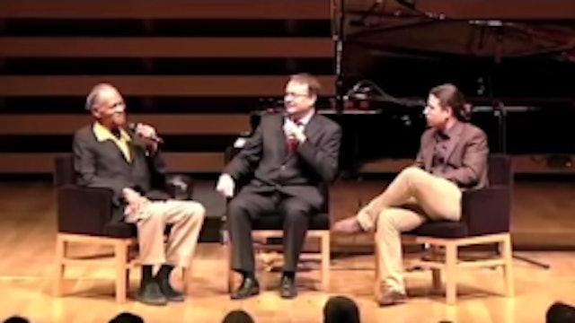 McCoy Tyner and Alfredo Rodriguez