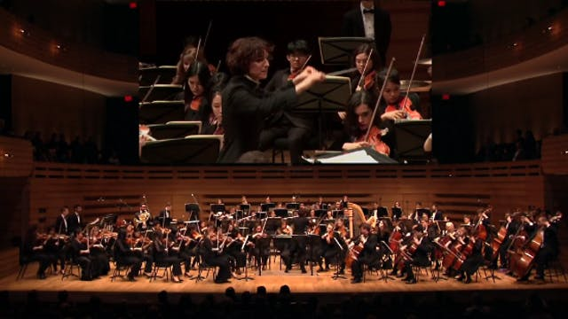 Tania Miller conducts the Royal Conse...