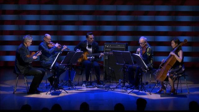 Kronos Quartet with Jherek Bischoff
