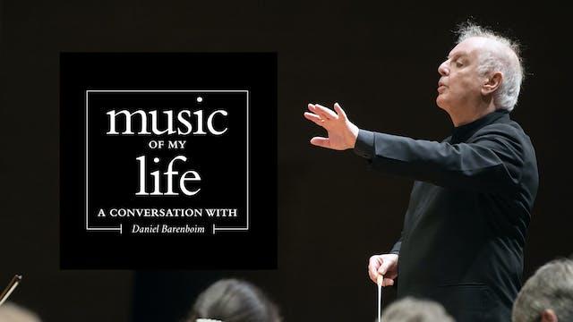 Music of My Life: Daniel Barenboim (E...