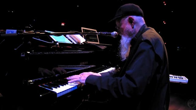 Terry Riley: Live at 85!