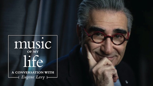 Music of My Life: Eugene Levy (Ep.1)
