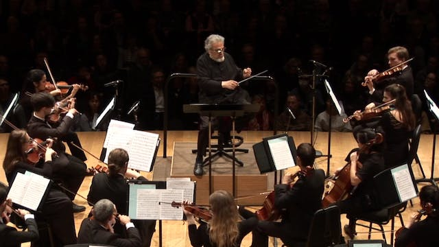 Leon Fleisher conducts the Royal Cons...