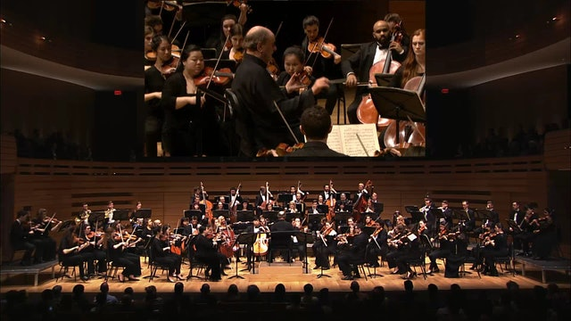 Sir Roger Norrington conducts the Royal Conservatory Orchestra