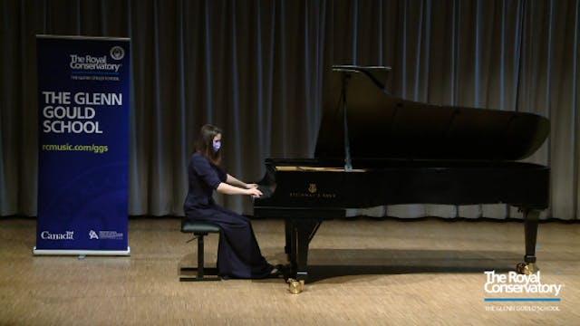 The Glenn Gould School Piano Showcase