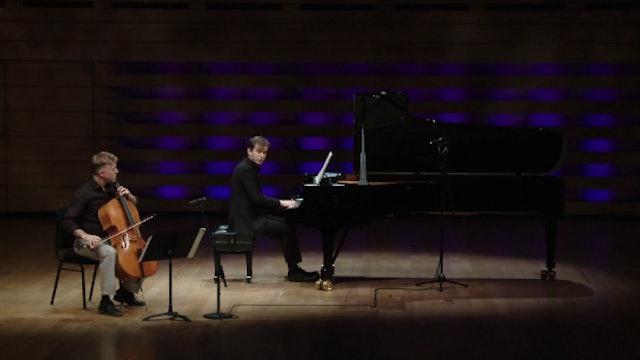 Beethoven: Cello Sonata No. 5 in D Major, op. 102, no. 2