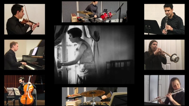 The Glenn Gould School New Music Ensemble: FLIPBOOK: Music and Images