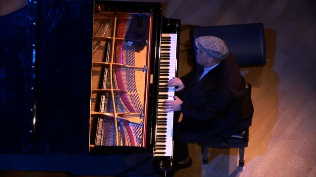 Kenny Barron Trio and Robi Botos Trio
