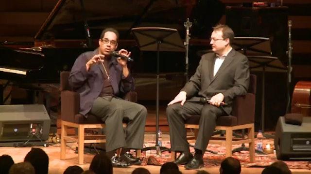 Danilo Pérez pays tribute to Dizzy Gillespie