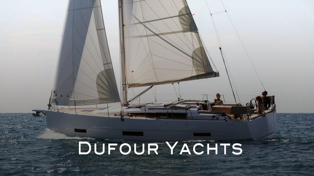 USSBS 2006: Dufour Yachts