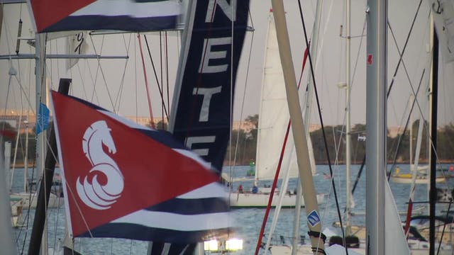 EXTRA: Wind Vane Self-Steering - Red ...