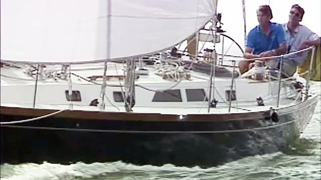201F: Performance Sailing