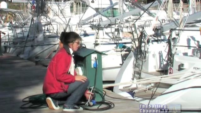 Sailvation: Electrical System Briefing