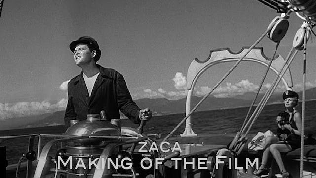 Zaca: Making of the Film