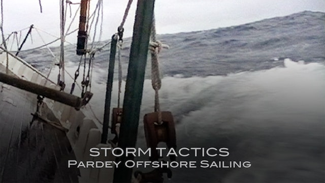 TRAILER - Storm Tactics with Lin & Larry Pardey