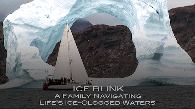 Ice Blink: A Family Navigating LIfe's Ice Clogged Waters