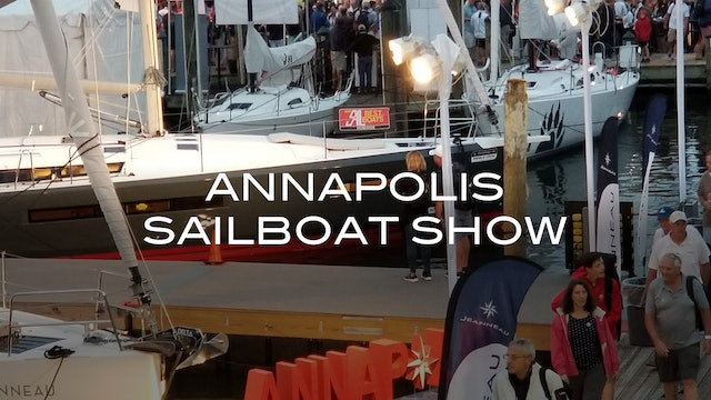 SERIES TRAILER: Annapolis Sailboat Show