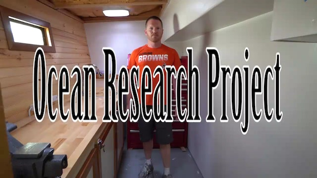 Ocean Research Project: Lab workshop