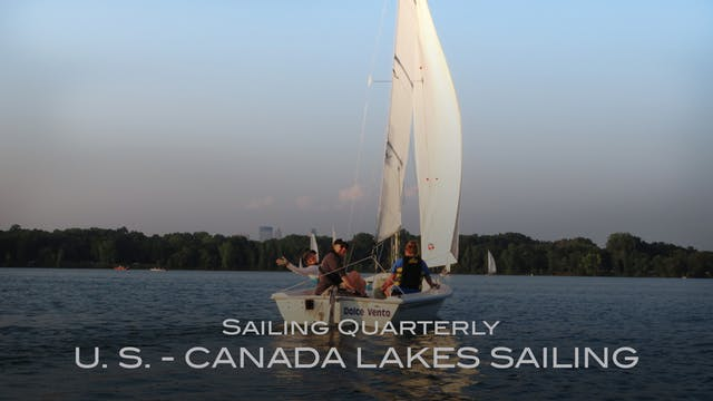 U.S. - Canada Lakes Cruising - Sailin...