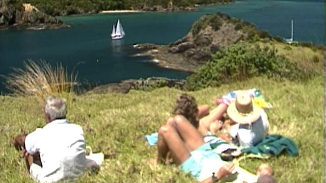 Cruising New Zealand's Bay of Islands