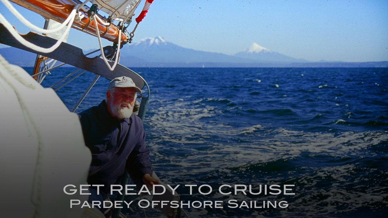 Pardey: Get Ready to Cruise - Offshore Sailing