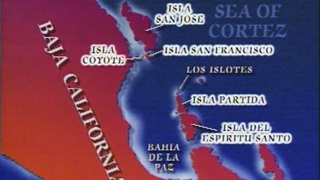 Sea of Cortez and Mexico's Baja Penin...