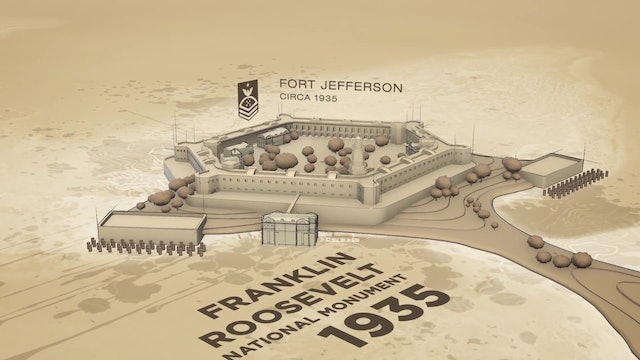 Fort Jefferson History