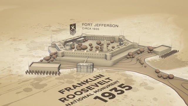 Fort Jefferson History