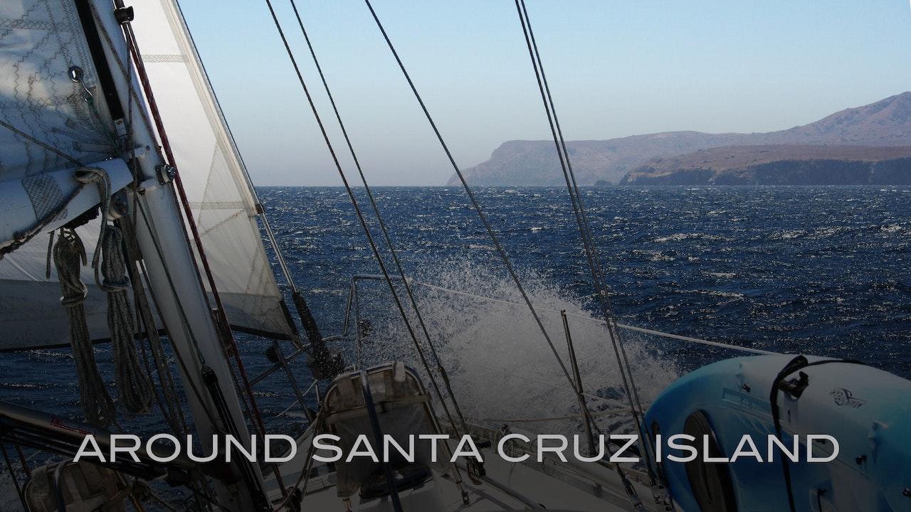 Around Santa Cruz Island