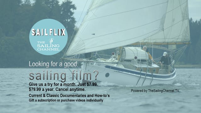 Sailflix Monthly Subscription