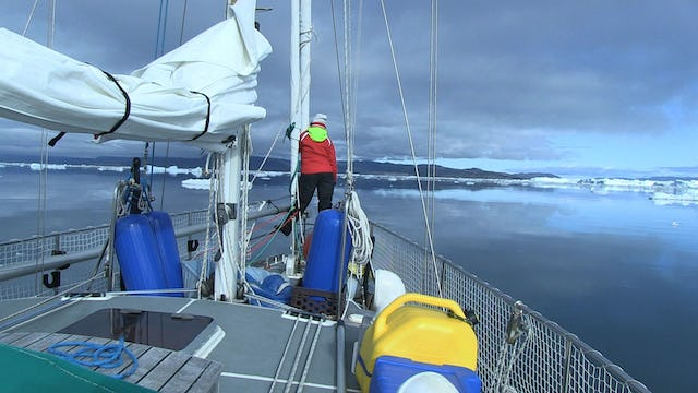Short Trailer: The Northwest Passage - Greenland to the Bearing Sea
