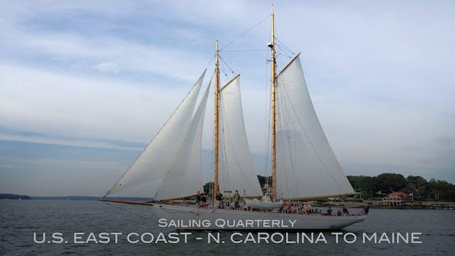 U.S. East Coast Cruising - North Carolina to Maine
