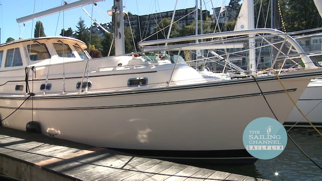 Island Packet SP Cruiser Review - LATV