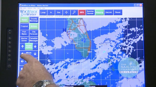 LATV-S5-65: XMWX Satellite Weather